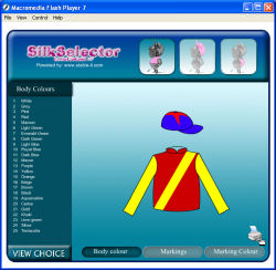 SilkSelector from Stable IT
